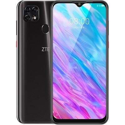 Смартфон ZTE Blade 20 Smart RUS (черный графит)