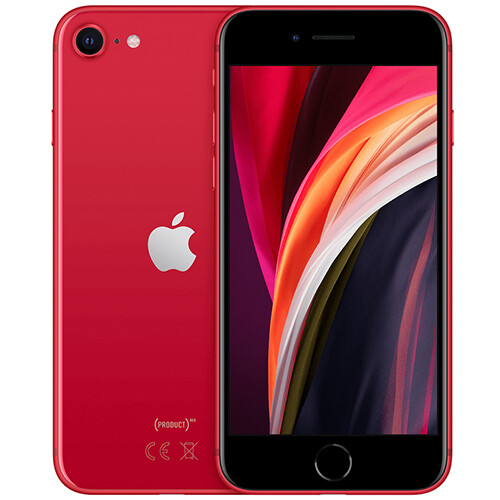Смартфон Apple iPhone SE (2020) 128GB (красный)
