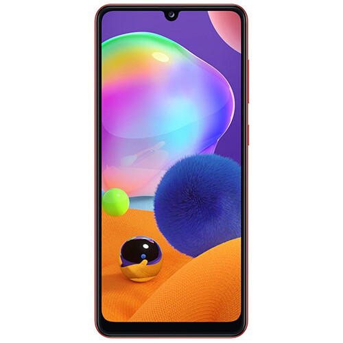Смартфон Samsung Galaxy A31 4/64GB RUS (красный)
