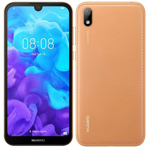 Смартфон Huawei Y5 2019 2/32GB RUS (коричневый)