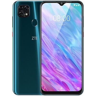 Смартфон ZTE Blade 20 Smart RUS (темный изумруд)