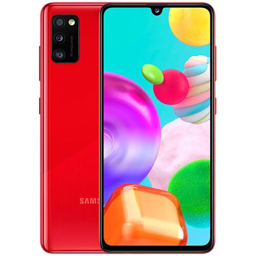 Смартфон Samsung Galaxy A41 4/64GB RUS (красный)