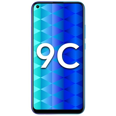 Смартфон Honor 9C RUS (голубой)