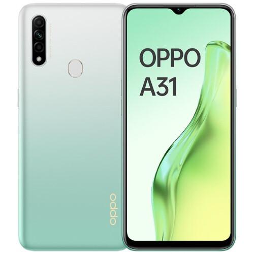 Смартфон OPPO A31 4/64GB RUS (белый)