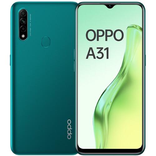 Смартфон OPPO A31 4/64GB RUS (зеленый)