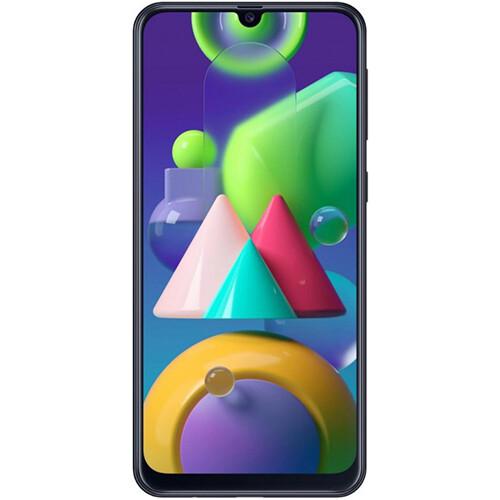 Смартфон Samsung Galaxy M21 RUS (черный)
