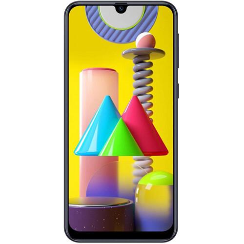 Смартфон Samsung Galaxy M31 RUS (черный)