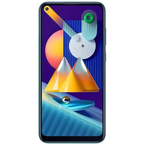 Смартфон Samsung Galaxy M11 RUS (бирюзовый)