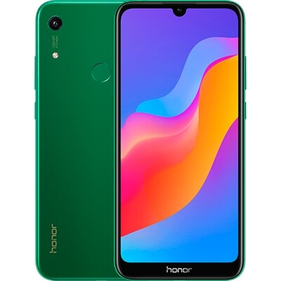 Смартфон Honor 8A Prime RUS (зеленый)