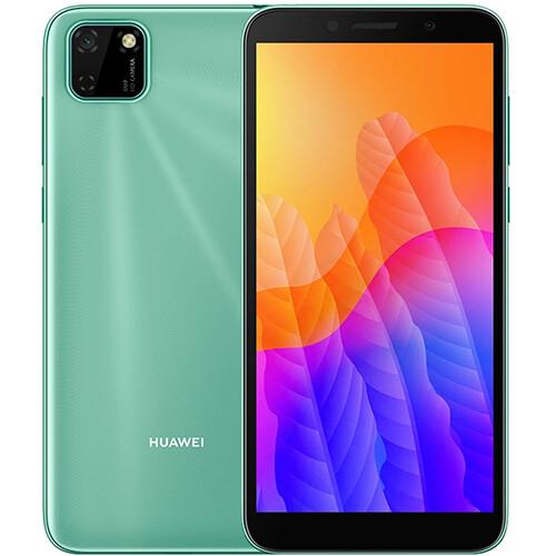 Смартфон Huawei Y5p RUS (зеленый)