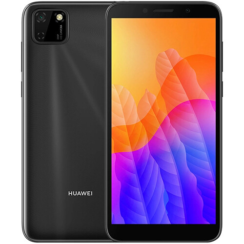 Смартфон Huawei Y5p RUS (черный)