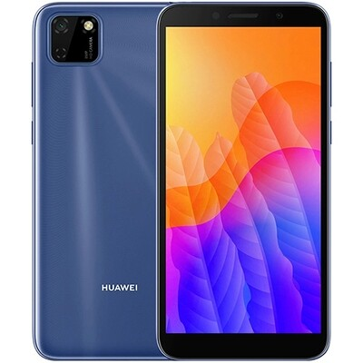Смартфон Huawei Y5p RUS (синий)