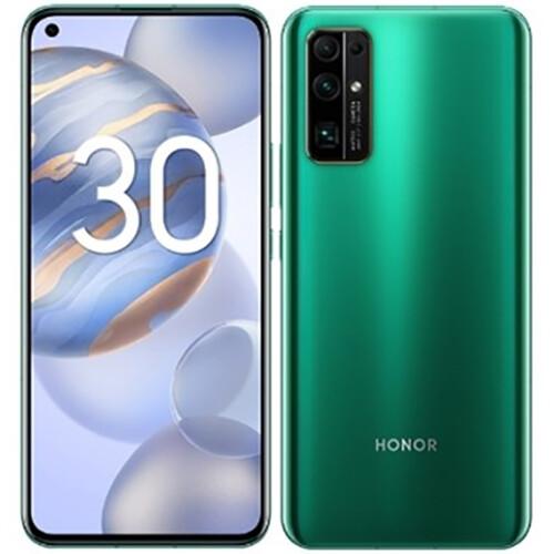 Смартфон Honor 30 8/128GB RUS (изумрудно-зеленый)