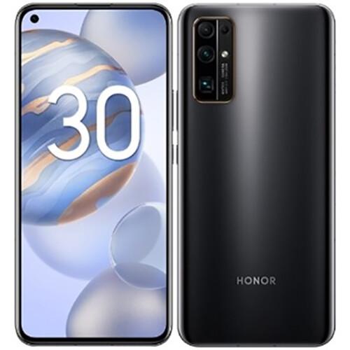 Смартфон Honor 30 8/256GB RUS (полночный черный)