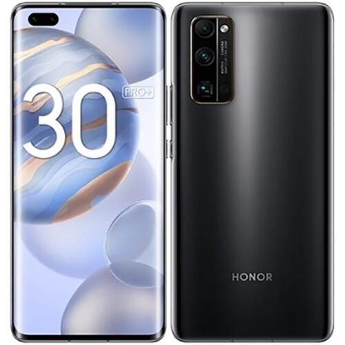 Смартфон Honor 30 Pro+ 8/256GB RUS (полночный черный)