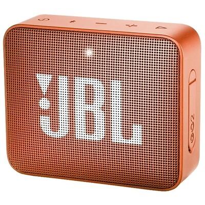 Портативная акустика JBL GO 2 (gold)
