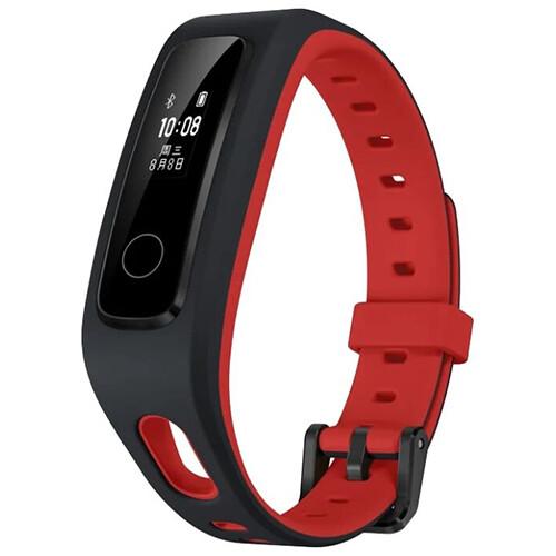 Фитнес-браслет Honor Band 4 Running Edition RUS (черный-красный)