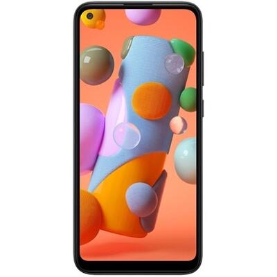 Смартфон Samsung Galaxy A11 RUS (черный)