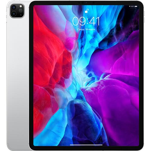 Планшет Apple iPad Pro 12.9 (2020) 128GB Wi-Fi RUS (silver)