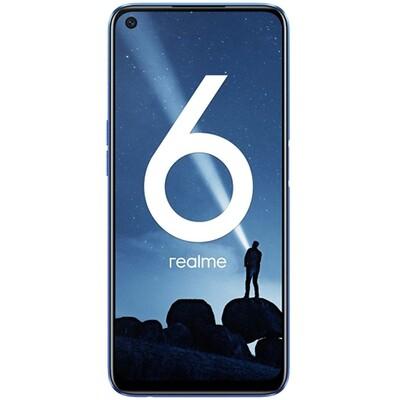 Смартфон realme 6 4/128GB RUS (синяя комета)