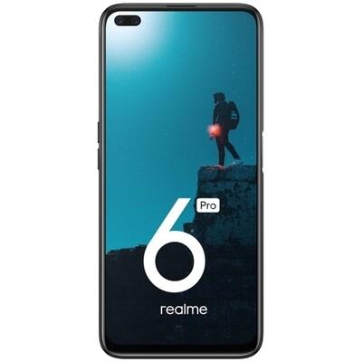 Смартфон realme 6 Pro 8/128GB RUS (синяя молния)