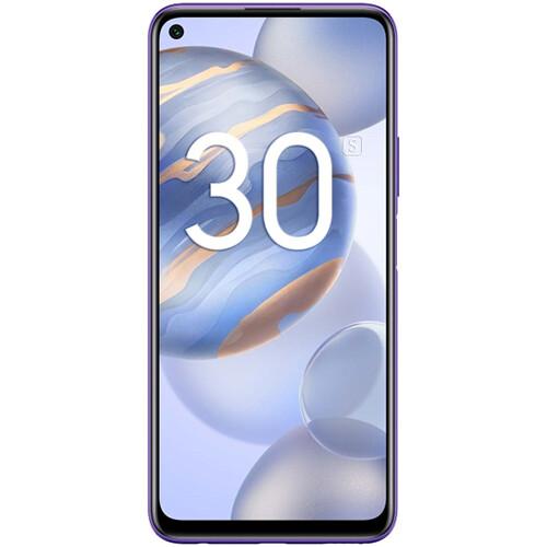 Смартфон Honor 30S RUS (неоновый фиолетовый)