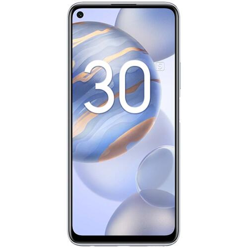 Смартфон Honor 30S RUS (титановый серебристый)