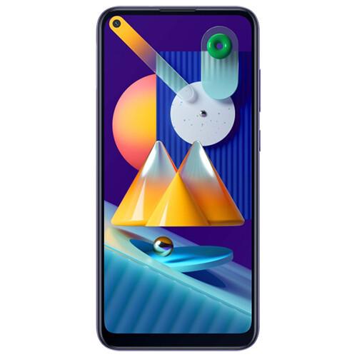 Смартфон Samsung Galaxy M11 RUS (фиолетовый)
