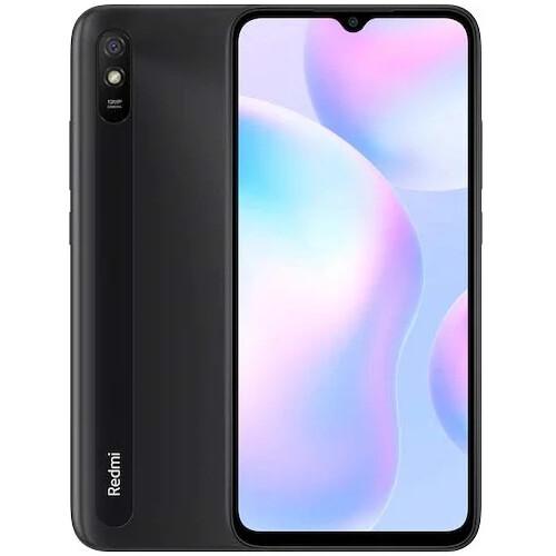 Смартфон Xiaomi Redmi 9A 2/32GB RUS (черный)