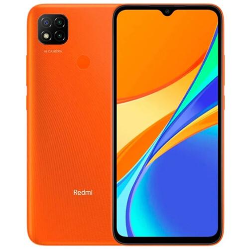 Смартфон Xiaomi Redmi 9C 2/32GB NFC EU Global Version (оранжевый)