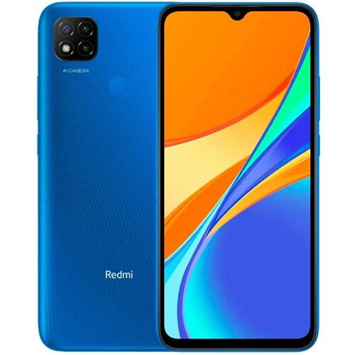 Смартфон Xiaomi Redmi 9C 2/32GB NFC RUS (синий)