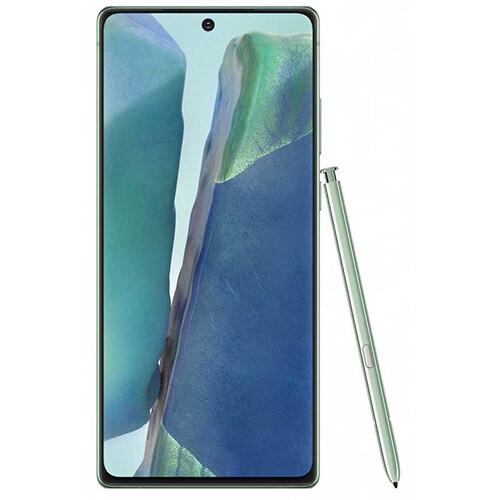 Смартфон Samsung Galaxy Note 20 8/256GB RUS (мята)