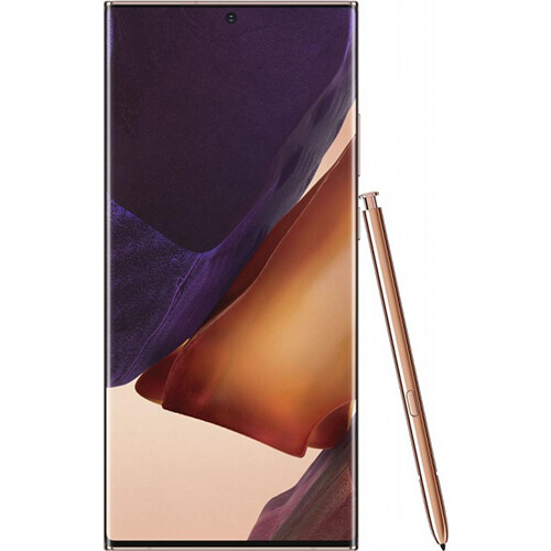 Смартфон Samsung Galaxy Note 20 Ultra 8/256GB RUS (бронза)