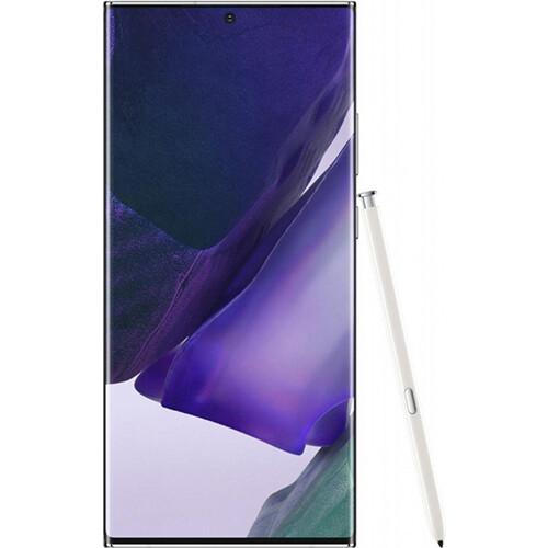 Смартфон Samsung Galaxy Note 20 Ultra 8/256GB RUS (белый)