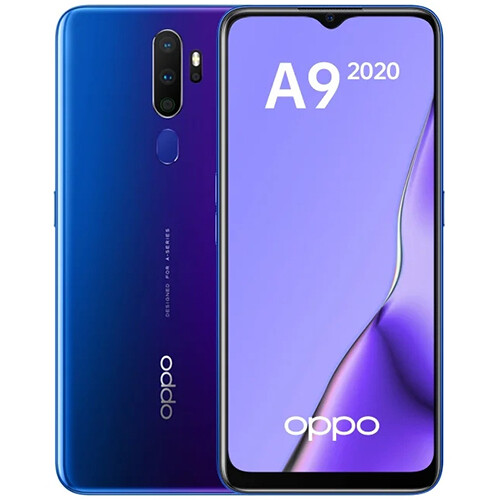 Смартфон OPPO A9 (2020) 4/128GB RUS (космический фиолетовый)