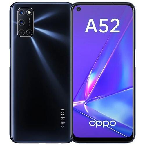 Смартфон OPPO A53 4/64GB RUS (черный)