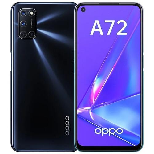 Смартфон OPPO A72 4/128GB RUS (сумеречно черный)