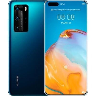 Смартфон Huawei P40 Pro RUS (синий)