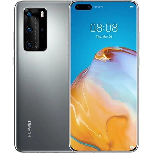 Смартфон Huawei P40 Pro RUS (серебристый)