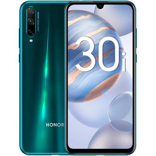 Смартфон Honor 30i RUS (мерцающий бирюзовый)
