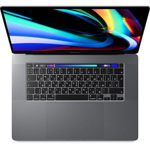"Ноутбук Apple MacBook Pro 16"" Z0Y00060U RUS (серый космос)"