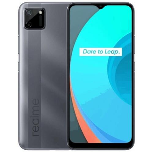 Смартфон realme C11 2/32GB RUS (серый)