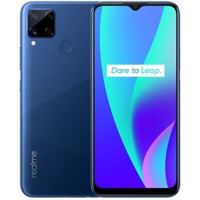 Смартфон realme C15 4/64GB RUS (синий)