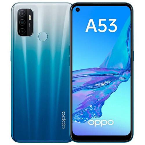 Смартфон OPPO A53 4/64GB RUS (голубой)