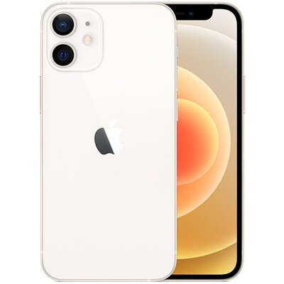 Смартфон Apple iPhone 12 mini 64GB (белый)
