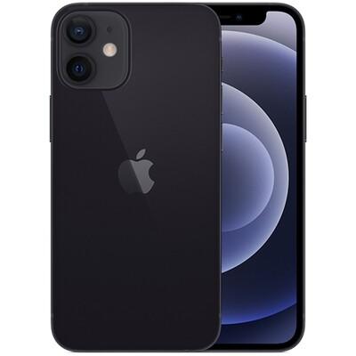 Смартфон Apple iPhone 12 mini 64GB (черный)