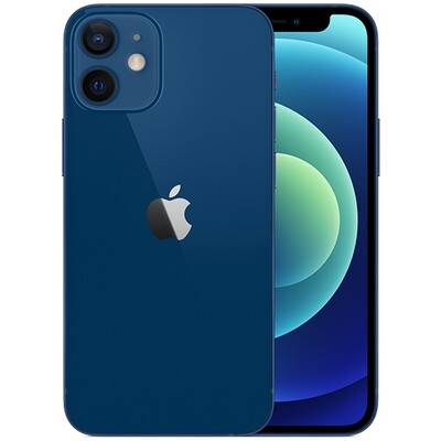 Смартфон Apple iPhone 12 mini 64GB (синий)