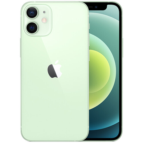 Смартфон Apple iPhone 12 64GB RUS (зеленый)