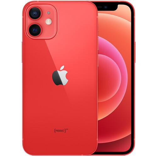 Смартфон Apple iPhone 12 64GB RUS (красный)