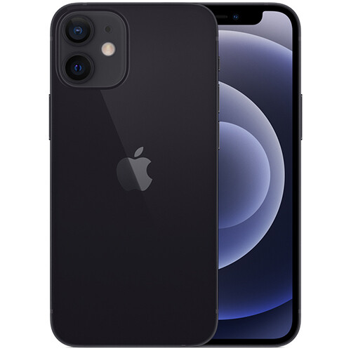 Смартфон Apple iPhone 12 64GB (черный)